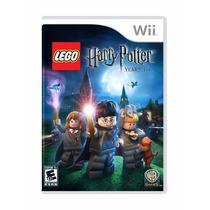 Lego Harry Potter Años 1-4 Para Nintendo Wii Y U En Veracruz