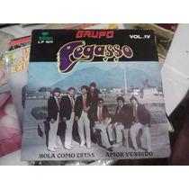 Grupo Pegasso Vol. 4 - Amor Vendido (disco Lp)