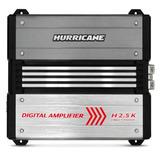 Módulo Hurricane Digital Amplificador 2500 Watts Rms H.2 5k