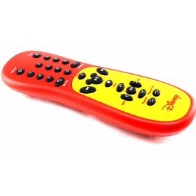 Control Remoto Hs-2050c-red Dvd Mickey Mouse