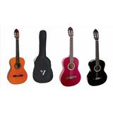 Pack Guitarra Clasica Para Niño Valencia Ca1 3/4
