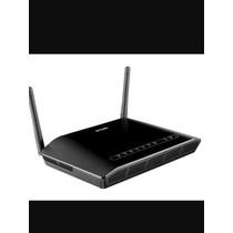 Modem Roteador Adsl 2+wireless N300