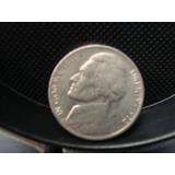 Moneda Five Cents / 5 Centavos 1972 Usa - Changoosx