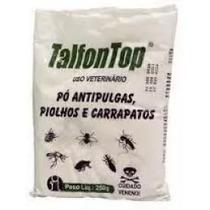 Talfon Top Pó Antipulga, Piolho E Carrapato Indubras 1000g