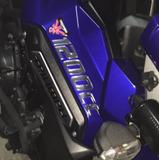 Adesivo Tanque Aba 3d M2 Moto Triumph Tiger Explorer 1200