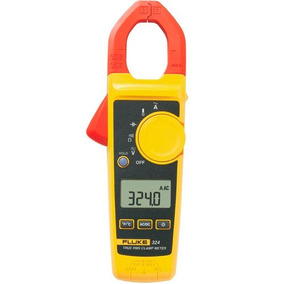 Alicate Amperímetro Digital Cat Iii Fluke 324