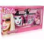 Microfono Barbie Con Karaoke Transportable Rock