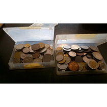 Lote De Mas De 150 Monedas Internacionales