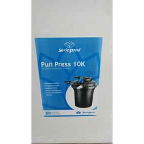Filtro Pres-sarlo Pond 10k -puri Press Uv 13w-110v C/ Nota F