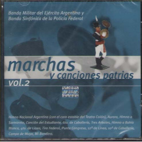 Marchas Militares Argentinas - Cd