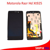 Tela Touch Display Lcd Motorola Razr Hd Xt925 Exclusivo