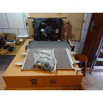 Kit Conj. Radiador Gol Voyage Saveiro G5 G6 G7 Fox Orig. Vw