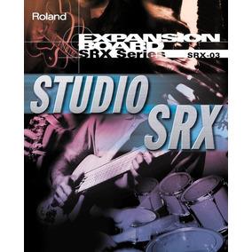 Placa De Expansão Roland Srx 03