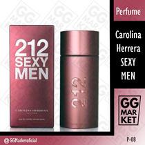 Perfume Para Caballeros 212 Sexy Men Carolina Herrera