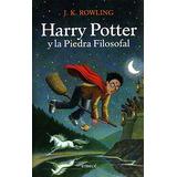 Harry Potter Y La Piedra Filosofal (j.k. Rowling) En Epub