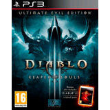 Diablo 3 Reaper Of Souls Ps3 Digital | Mercadolider Chokobo