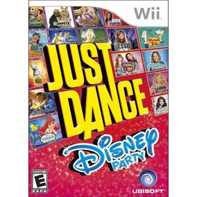 Just Dance Disney Party Wii Lacrado Pronta Entrega Nintendo