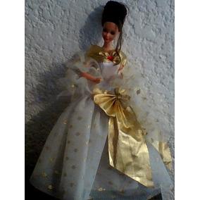 Barbie Vestidos Epocas Nuevos Originales