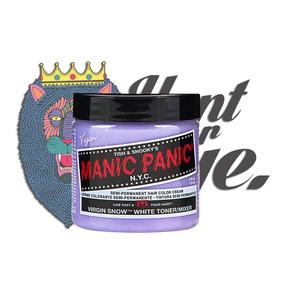Manic Panic Virgin Snow White Toner 118ml
