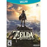 The Legend Of Zelda: Breath Of The Wild Wii U Fisico Gamebox