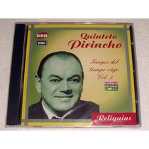 Quinteto Pirincho Tangos Del Tiempo Viejo Vol.2 Cd Sellado