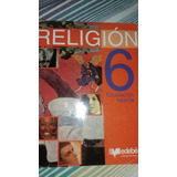 Libro Religión 6to Básico Edebe