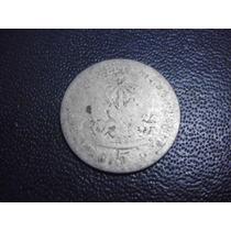 Republica De Haiti 5 Centimos Fecha 1905 Plata