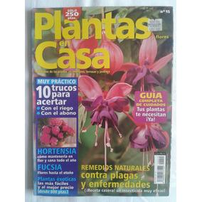 Revista Plantas En Casa. No. 9,15,17 Y 19