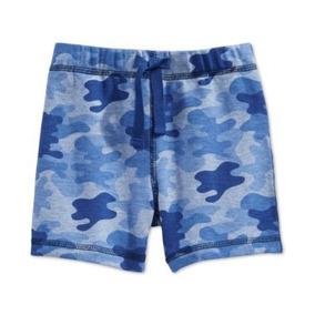 Shorts First Impressions Niño Talla 6-9 Meses Camuflado