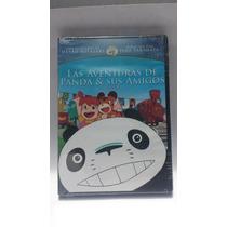 Las Aventuras De Panda & Sus Amigos Original Español Latino