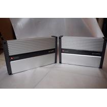 2 Amplificadores Boston Acoustics, Clase D, Y 4 Canales!!.