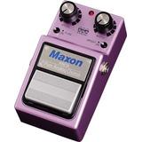 Maxon Pac9 Pure Analog Chorus Pedal P/guitarra Nuevo Japan
