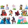 Display De Chão, Toten 60 Cm Frozen, Minnie, Barbie E Outros