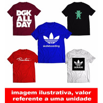 Camisetas - Adidas, Dgk, Primitive, Grizzly - Multimarcas
