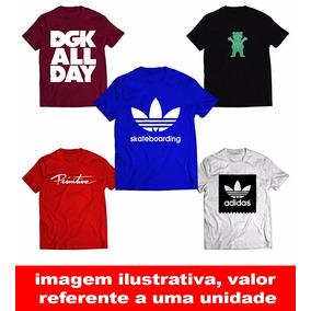 Camisetas - adidas, Dgk, Primitive, Grizzly - Multimarcas