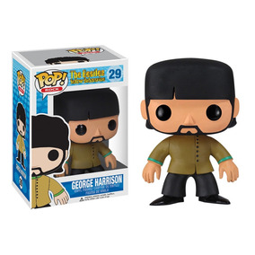 Funko Pop George Harrison The Beatles Yellow Submarine Vinyl