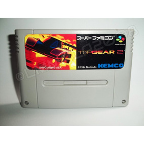 Top Gear 2 Em Portugues Ingles Top Super Nintendo Snes