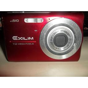Camara Casio Exilim 7.2