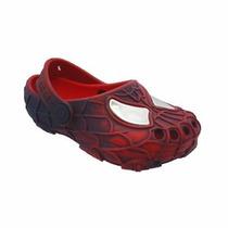 Atacado 12 Sapato Infantil Carros Aranha Igual Crocs Babuche