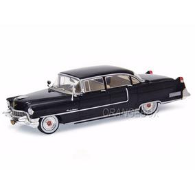 Cadillac Fleetwood 1955 The Godfather Poderoso Chefão 1:43