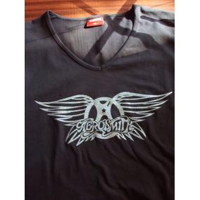 Poleras De Aerosmith Todas Las Tallas Y Colores