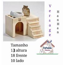 Casa Hamster E Pequenos Roedores - Versage
