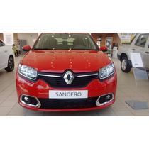 Renault Sandero 1.6 Privilege $120000 Y Cuotas Car One