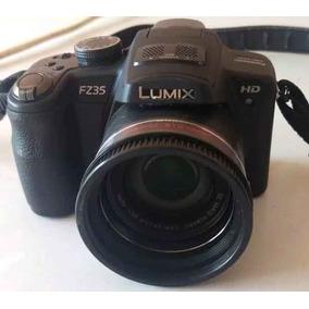 Lumix Dmc-fz 35 Sdhc Card 8 Gb Usada Impecable