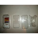 Wwow 2 Crystal Case Sony Ericsson W850 Excelentes!!!