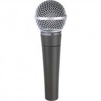 Shure Sm58 -lc Microfono Dinamico,cardioide Con Funda
