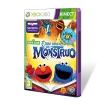 Era Uma Vez Um Monstro - Vila Sesamo (req. Kinect Xbox 360)