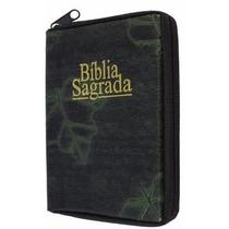 10 Biblia Sagrada Ziper Pequena Promocional Rev Corrigida