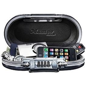 Master Lock 5900d Safespace Gunmetal Safe Portable Gris