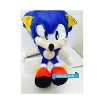 Sonic Pelucia Boneco Grande 45 Cm Preço Atacado